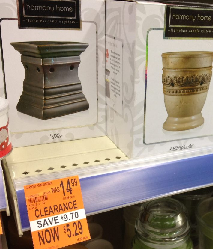 Harmony Home Warmer Sale Walgreen's